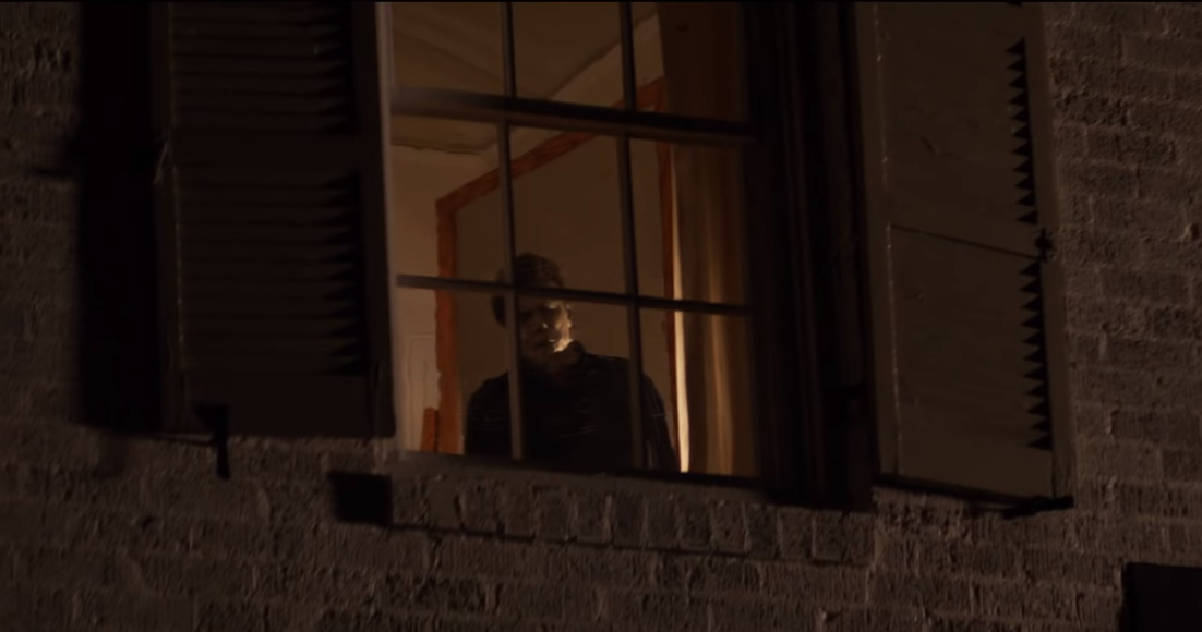 Nick Castle in Halloween 2018
