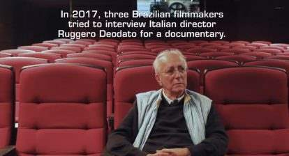 An image from the 2019 film Deodato Holocaust.