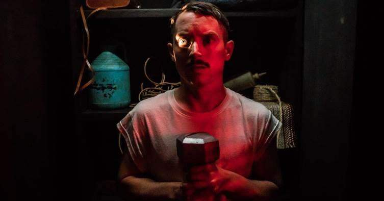 Elijah Wood in Come To Daddy Frightfest 2019