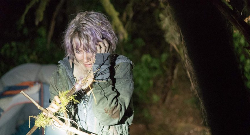 Valorie Curry in Blair Witch