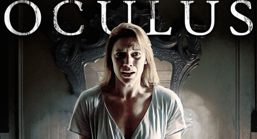 Horror Oculus Movie Poster