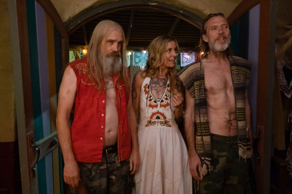Bill Moseley, Sheri Moon Zombie, and Richard Brake in 3 From Hell