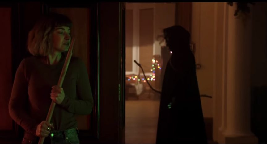 A scene from Black Christmas (2019)
