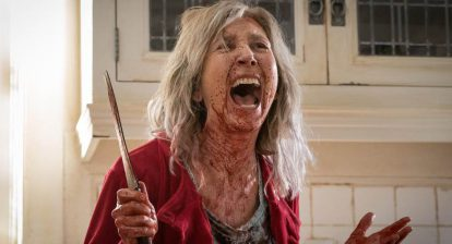 Lin Shaye in The Grudge (2020)