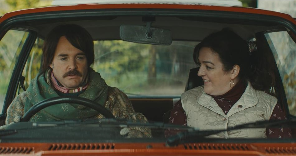 Will Forte and Maeve Higgins in Extra Ordinary 2020