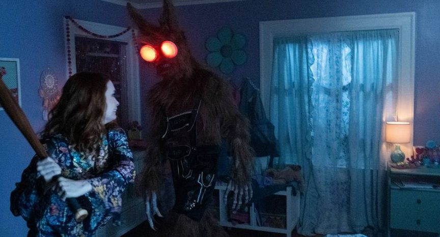 Felicia Day Battles Pooka Incarnation