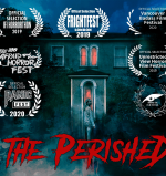 The Perished festival poster