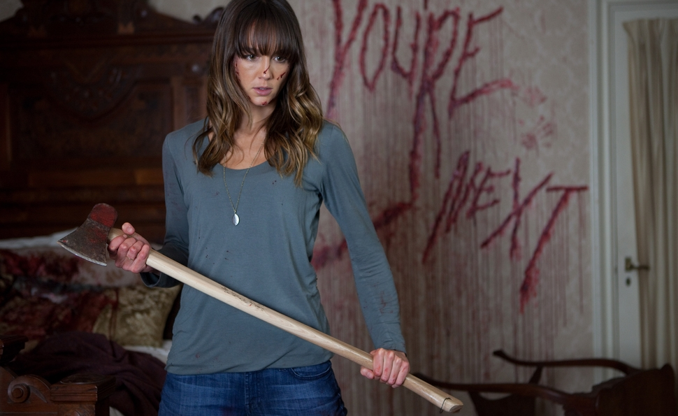 The Final Girl: Dancing between Feminism and Misogyny