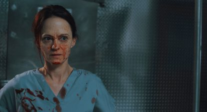 Angela Bettis in 12 Hour Shift