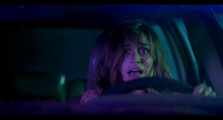 Zoe Graham in Scare Package 3