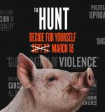 featured image, The Hunt 2020 promotional poster