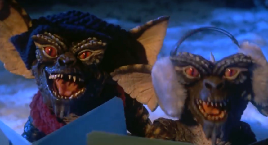 Gremlins holiday horror